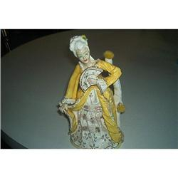 Lovely Lady Figurine By Kathi Urbach #1928825