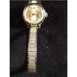 Ladies Westclox 17 Jewels Wrist Watch