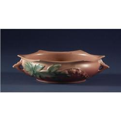 ROSEVILLE BLEEDING HEART CONSOLE BOWL 379-6''