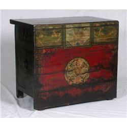 20th CENTURY CHINESE CHEST