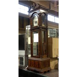 LTD. EDITION RIDGEWAY GRANDFATHER CLOCK