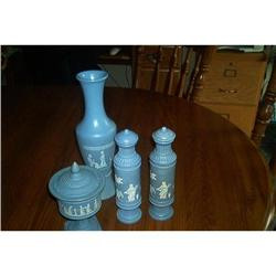 Four Piece Set of Avon Collectibles #1948160