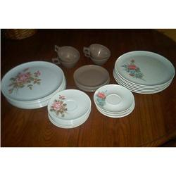 Assortment of Melmac Dinnerware #1948164