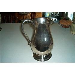 Silver Plated Coffee Server/International #1948171
