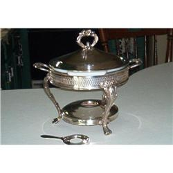 RAIMOND Chafing Dish and Finger Candle Holder #1948173