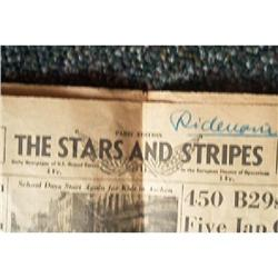 STARS AND STRIPES NEWSPAPER-1945 #1948188
