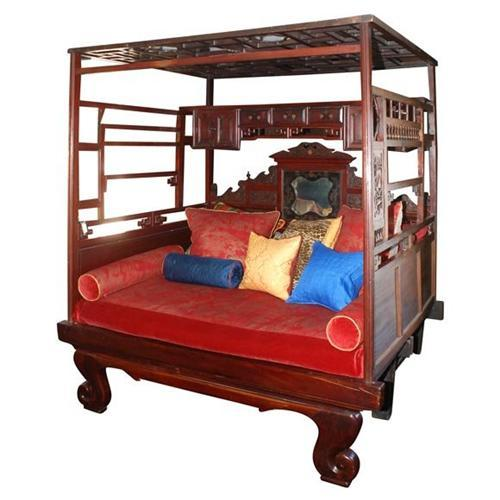 Chinese Wedding Bed #1969306