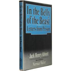 a literary analysis of in the belly of the beast by jack henry abbott