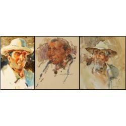 William Reese, Three Paintings