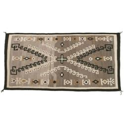 260: Navajo Rug, Crystal Trading Post, 1925-35