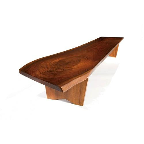 George Nakashima Bench Coffee Table