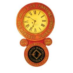 Jolly Tar, Pastime Clock