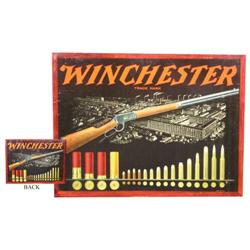 Winchester Tin Flange Sign