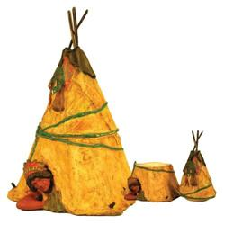 Teepee Shaped Tobacco Humidor
