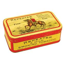 Repeater Smoking Tobacco Tin