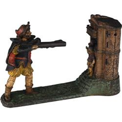 William Tell Mechanical Bank J & E Stevens c1887