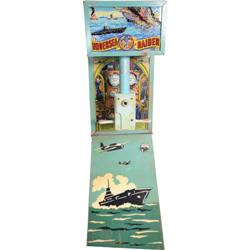 "1946 Bally ""Undersea Raider"" Arcade Game"
