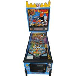 1993 NOS Data East Pinball; Adventures of Rocky and