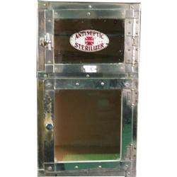 Antiseptic Sterilizer Barber Shop Cabinet