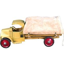 Steelcraft Mack Army Truck w/ Canvas Top