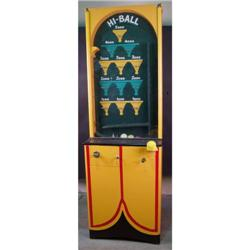 Coin-op Hi-Ball Arcade Striker Game