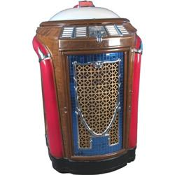 Seeburg Trash Can Jukebox Model 147 original condition