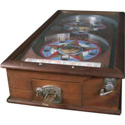 Five Star Counter-top 1930's Pinball Machine