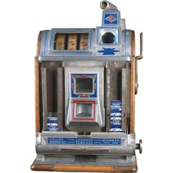 5c Jennings Slot Machine w/ Mint Vendor