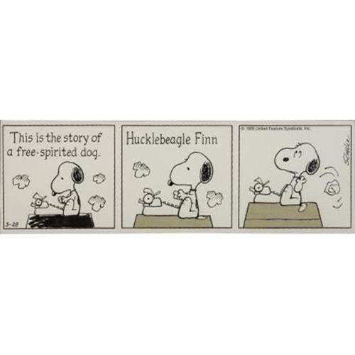 charles schulz comic strip