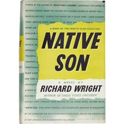 A personal opinion on the book native son by richard wright