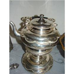 Silver Plate  Coffee Server/warmer