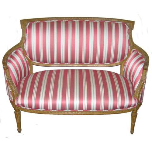 Antique louis xv or xvi canape settee sofa 2070298 for Louis xv canape sofa