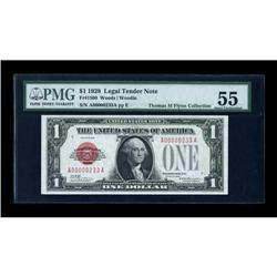 Fr. 1500 $1 1928 Legal Tender Note. PMG About