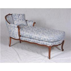 20th cent chaise lounge for Asian chaise lounge