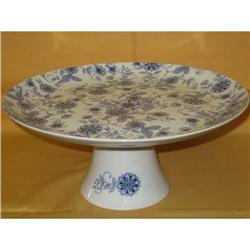 Blue and White Royal Copenhagen Cake #2196752