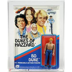 Dukes of Hazzard 1981 Carded Bo Duke AFA 85