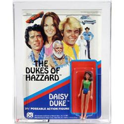 Dukes of Hazzard 1981 Carded Daisy Duke AFA 85
