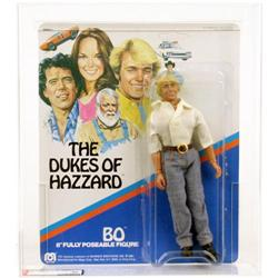 Dukes of Hazzard 1981 Carded Bo Duke AFA 80