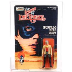 Lone Ranger 1980 Carded Buffalo Bill Cody AFA 85