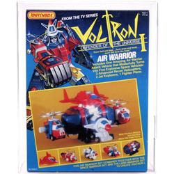 Voltron 1984 Boxed Air Warrior AFA 85