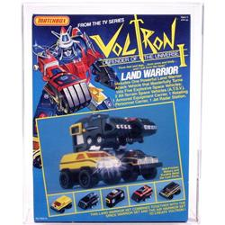 Voltron 1984 Boxed Land Warrior AFA 85