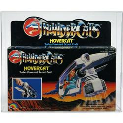 Thundercats 1986 Boxed Vehicle Hovercat AFA 80