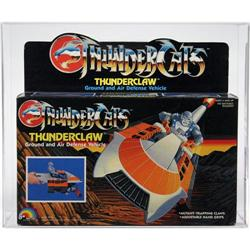Thundercats 1986 Boxed Vehicle Thunderclaw AFA 85