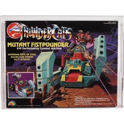 Thundercats Vehicle Mutant Fistpounder AFA U85