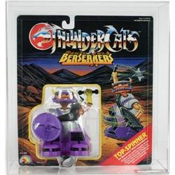 Thundercats Carded Berserker Top-Spinner AFA 85