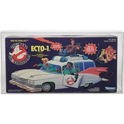 Ghostbusters 1986 Boxed Vehicle Ecto-1 AFA 80