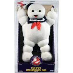 Ghostbusters Plush Figure Stay-Puft Plush AFA 80