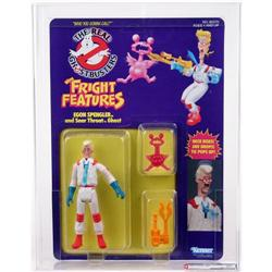 Ghostbusters Carded Fright Features Egon AFA 85