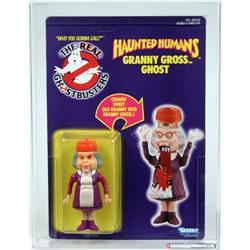 Ghostbusters Carded Granny Gross Ghost AFA 80