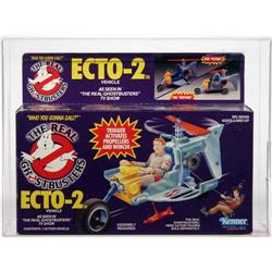 Ghostbusters 1988 Boxed Vehicle ECTO-2 AFA 80